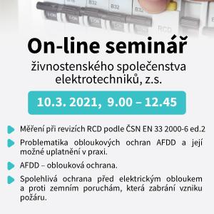 On-line seminář